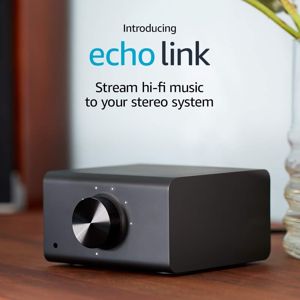 Đầu streamer Echo Link của Amazon đã chính thức có mặt trên thị trường