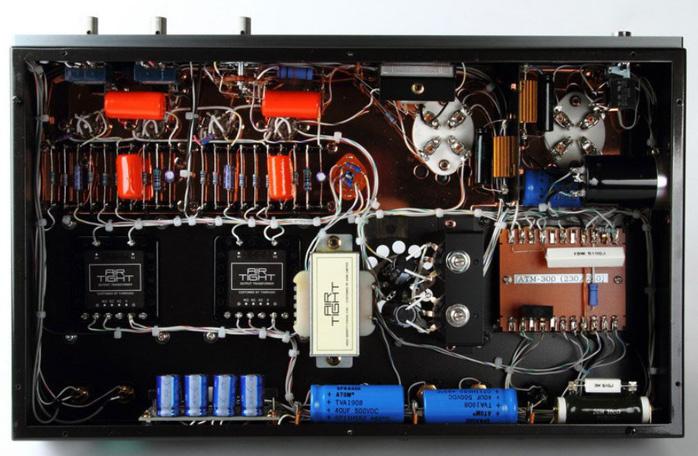 AirTight trình làng ampli công suất ATM-300R thế hệ thứ 3