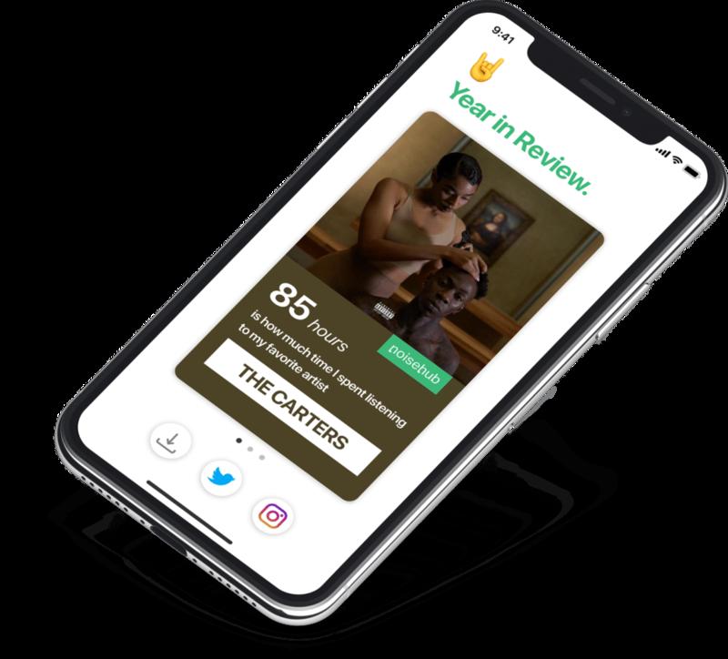 Music Year in Review: Ứng dụng giúp tổng kết thói quen nghe nhạc của bạn trên Apple Music trong năm 2018