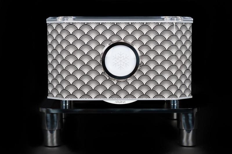 Ngắm nhìn loạt ampli công suất Apurna Apogée tuyệt đẹp từ nước Pháp