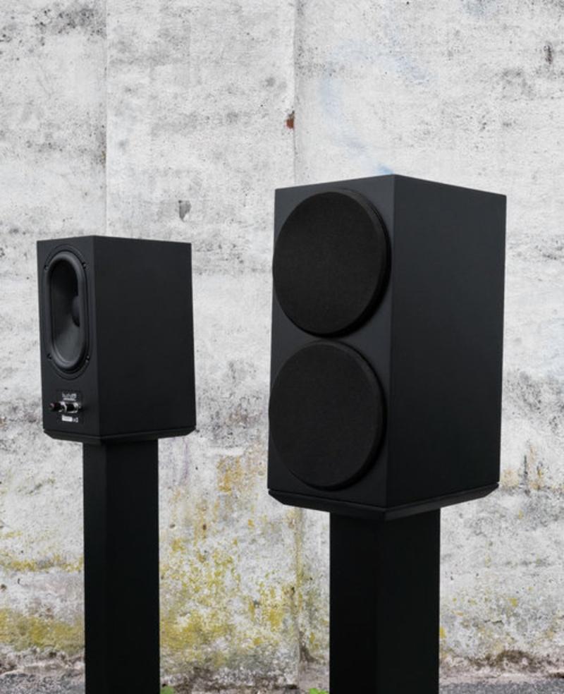 Buchardt Audio bán ra mẫu loa bookshelf S400