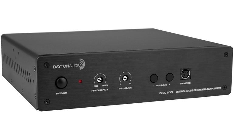 Dayton Audio BSA-200: Bộ khuếch đại dành riêng cho loa siêu trầm