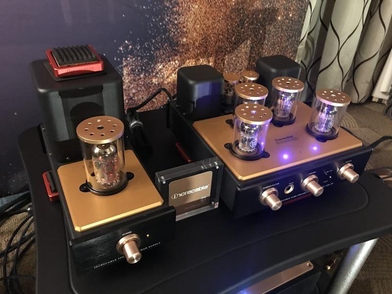 Increcable Acoustic Lab giới thiệu bộ pre-amp đèn TPC-1HP