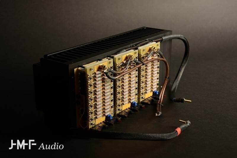 JMF Audio giới thiệu khối khuếch đại đơn HQS 9001
