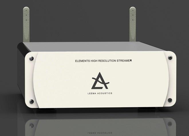 Leema Acoustics ra mắt đầu phát nhạc số Elements Streamer