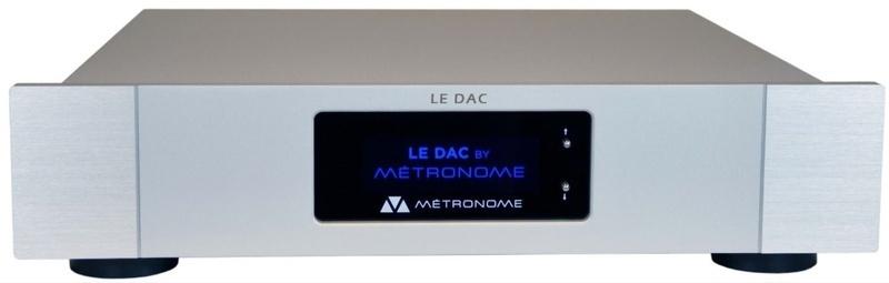Métronome trình làng bộ giải mã cao cấp mang tên Le DAC