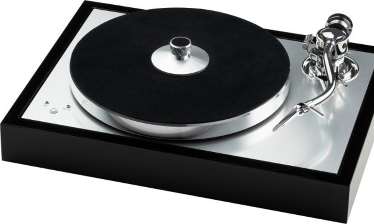 Mâm đĩa than Ortofon Century: Món quà sinh nhật đặc biệt từ Pro-Ject dành cho Ortofon