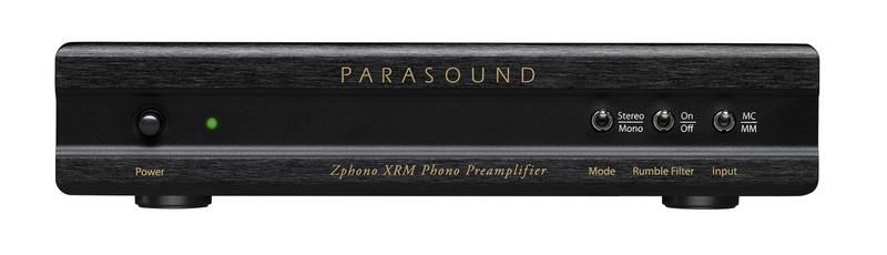 Parasound phát hành pre-amp phono mang tên Zphono XRM