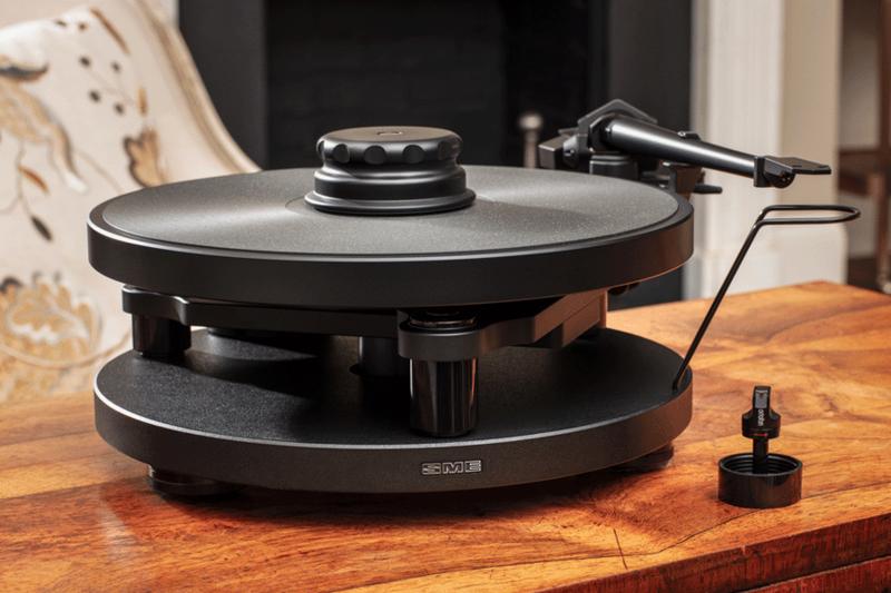 SME trình làng mâm đĩa than Model 10A phiên bản Black Edition