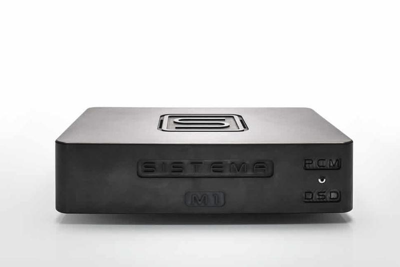 Sistema tung ra bộ khuếch đại tích hợp DAC Monolith M1