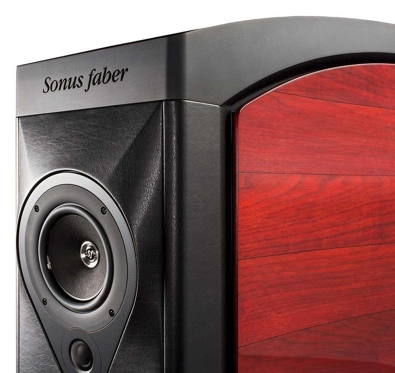 Sonus Faber tái phát hành mẫu loa hi-end SE17
