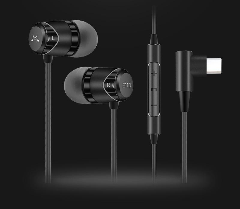 SoundMagic giới thiệu tai nghe USB-C E11D