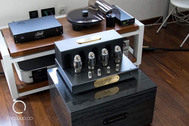 Sound Carrier giới thiệu ampli công suất KT 150