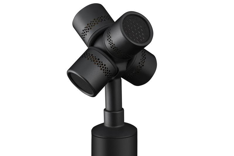 RØDE ra mắt microphone thu âm 360 độ NT-SF1