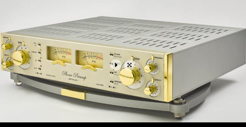 HSE Audio ra mắt dòng sản phẩm tham chiếu Phono Preamp Masterline 7