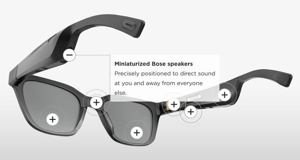 Bose Frames: Không chỉ là chiếc kính mát thời trang