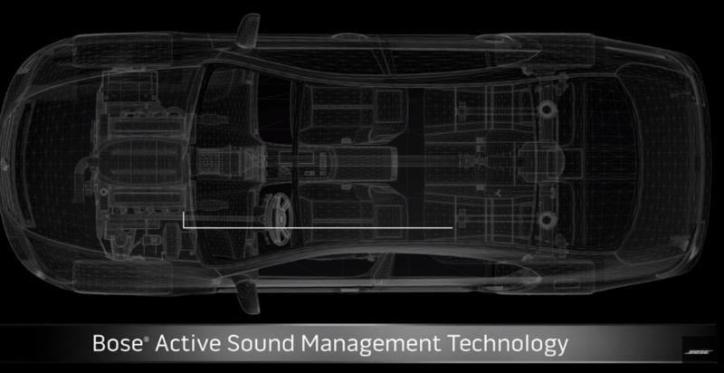 Bose giới thiệu hệ thống khử tiếng ồn dành riêng cho xe hơi