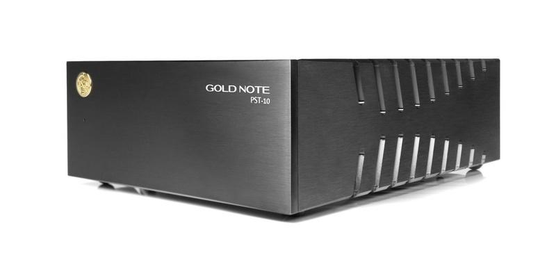 Gold Note trình làng bộ cấp nguồn dành cho mâm đĩa than mang tên PST-10