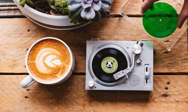 Crosley trình làng chiếc mâm đĩa than mini dành cho lễ hội Record Store Day 2019