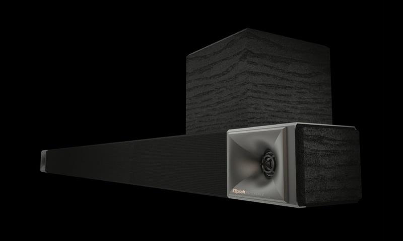 [CES 2019] Klipsch tung ra hàng loạt loa soundbar hỗ trợ Dolby Atmos và Google Assistant