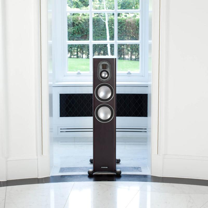 Monitor Audio trình làng loạt loa Gold Series thế hệ mới