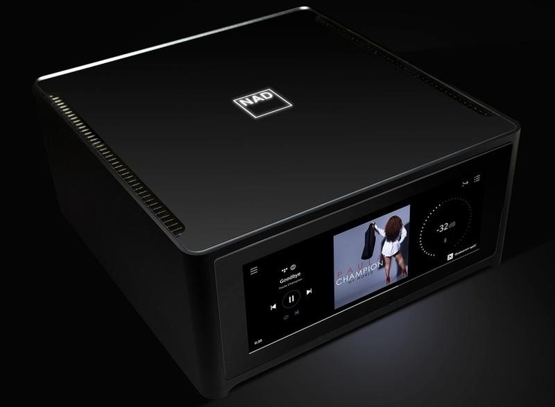 [CES 2019] NAD Masters M10: Ampli tích hợp kiêm music streamer & DAC