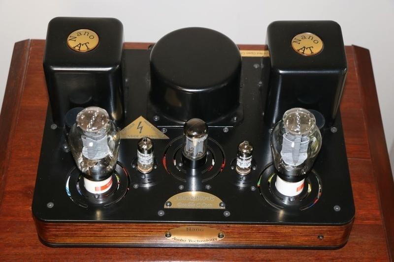 Nano-Audio Technology phát hành ampli đèn mới với nhiều phiên bản tùy chọn khác nhau