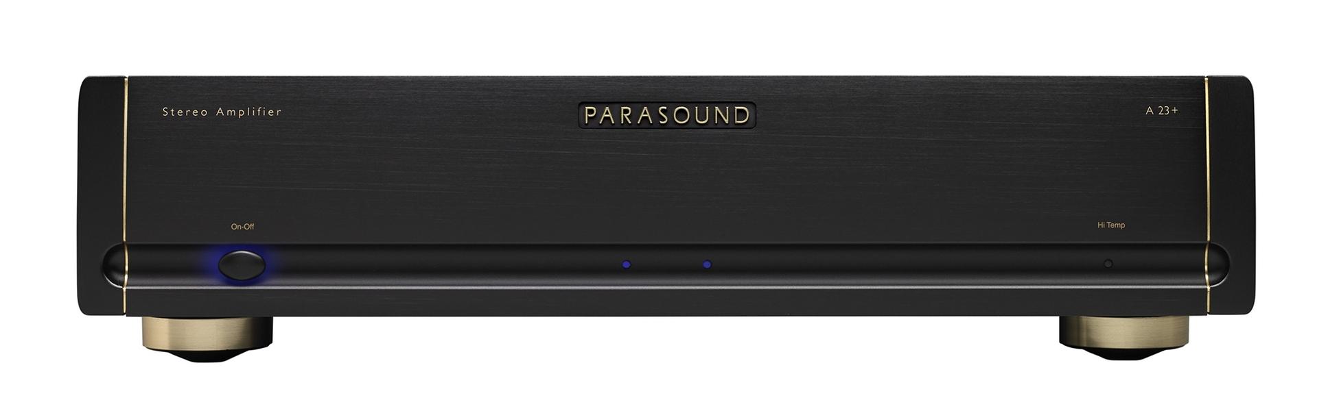 Parasound tung ra bộ đôi ampli công suất A 21+ và  A 23+