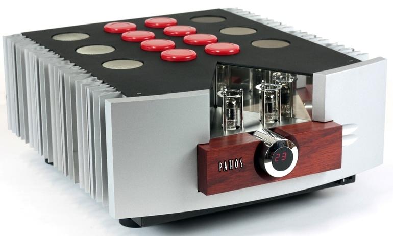 Pathos Acoustics trình làng ampli hybrid Kratos