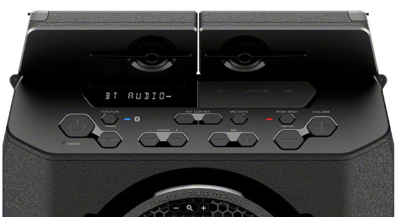 [CES 2019] Sony tung ra mẫu loa ngoài trời GTK-PG10