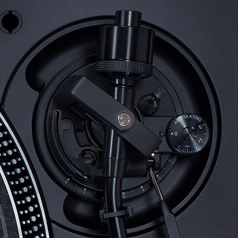 CES 2019] Technics tái phát hành mâm đĩa DJ SL-1200 MK7