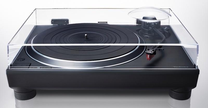 [CES 2019] Technics công bố mâm đĩa than SL-1500C, tích hợp sẵn phono stage