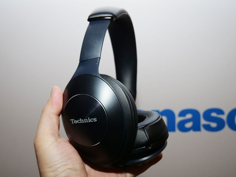 [CES 2019] Technics giới thiệu bộ đôi tai nghe chống ồn EAH-F50B & EAH-F70N