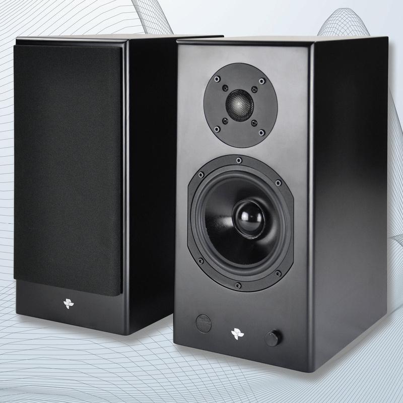 Totem Acoustic giới thiệu loa tích hợp KIN Play