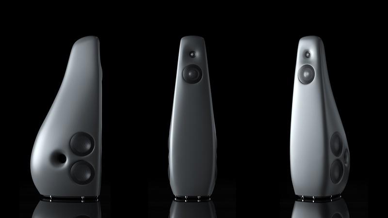 Vivid Audio phát hành dòng loa hi-end tầm trung Kaya Series