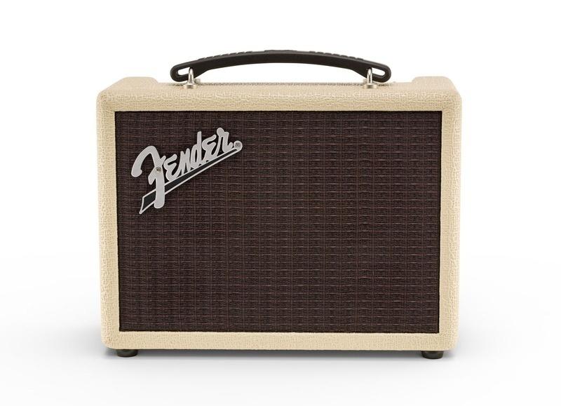 Fender trình làng loa di động Indio, pin 25 tiếng, công suất 60W