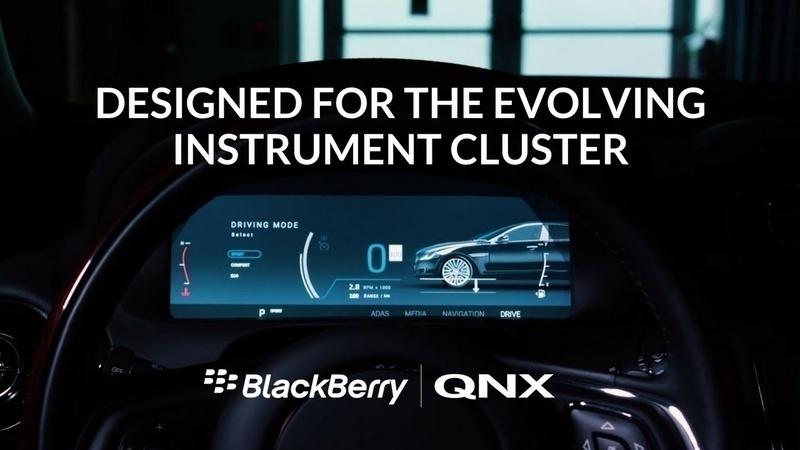 BlackBerry cập nhật bộ giải mã MQA cho phần mềm âm thanh trên xe hơi
