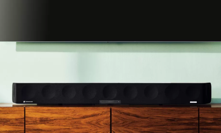 [CES 2019] Sennheiser công bố thời điểm bán ra chính thức cho Ambeo Soundbar