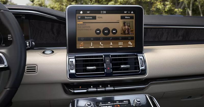 Lincoln tích hợp dịch vụ streaming nhạc hi-res Tidal lên các dòng xe mới