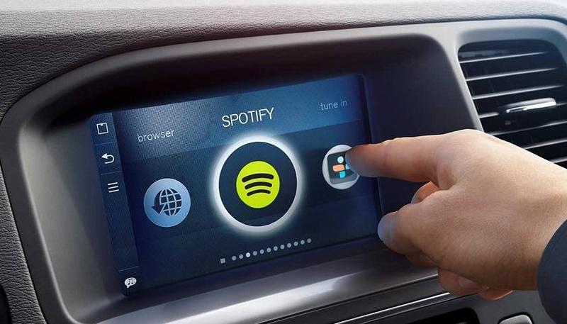 Spotify xác nhận việc tung bộ phát nhạc cho xe hơi trong năm 2019