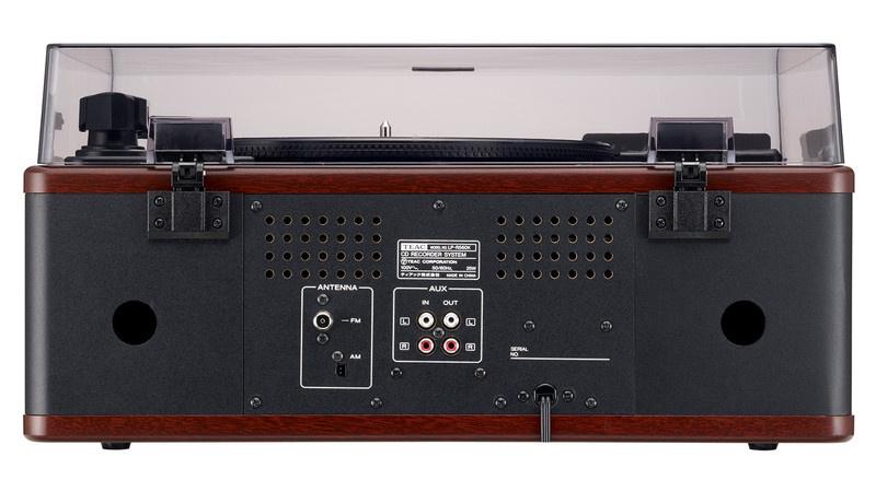 TEAC giới thiệu đầu CD đa chức năng LP-R560K