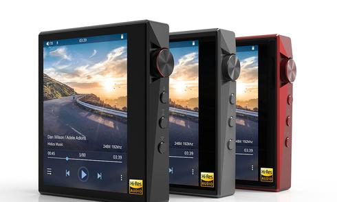 HIDIZS ra mắt AP80: Chiếc máy nghe nhạc nằm gọn trong lòng bàn tay