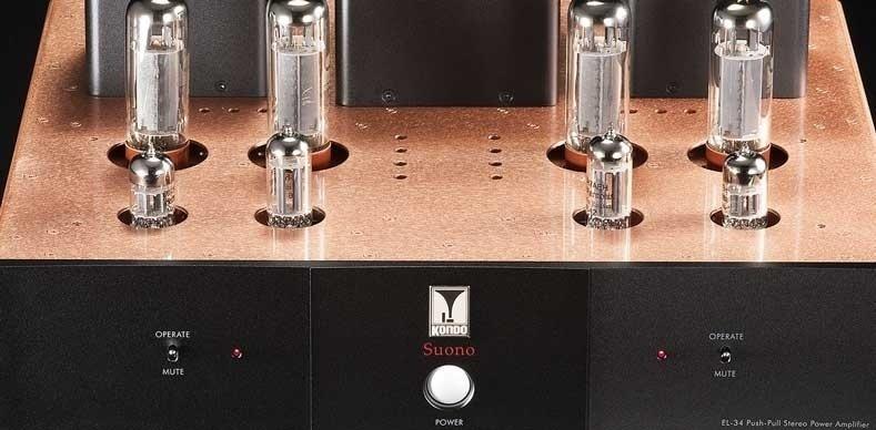 Audio Note Kondo hé lộ thông tin và hình ảnh về ampli công suất Suono