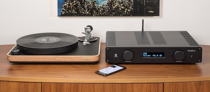 Leema Acoustics trình làng đầu phát CD kiêm streamer mang tên Stream IV