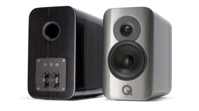 Q Acoustics hé lộ những thông tin đầu tiên về mẫu loa bookshelf Concept 300