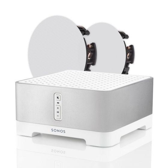 Loạt loa ngoài trời, âm tường và âm trần của Sonos chính thức được tung ra thị trường