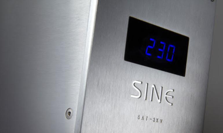 Giới thiệu loạt ổ cắm và lọc nguồn điện cao cấp SINE