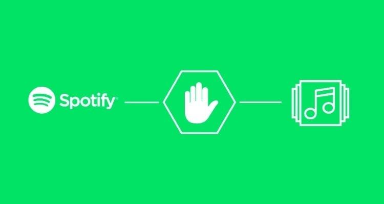 Spotify ban hành chính sách