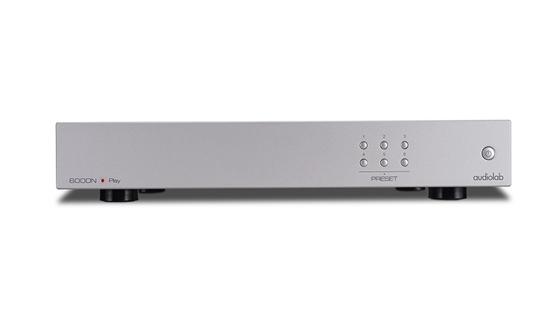 Audiolab giới thiệu đầu phát tích hợp DAC 6000N Play