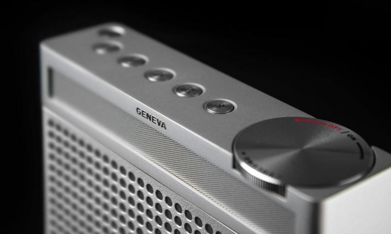 Geneva giới thiệu bản nâng cấp của mẫu loa không dây/radio Touring S